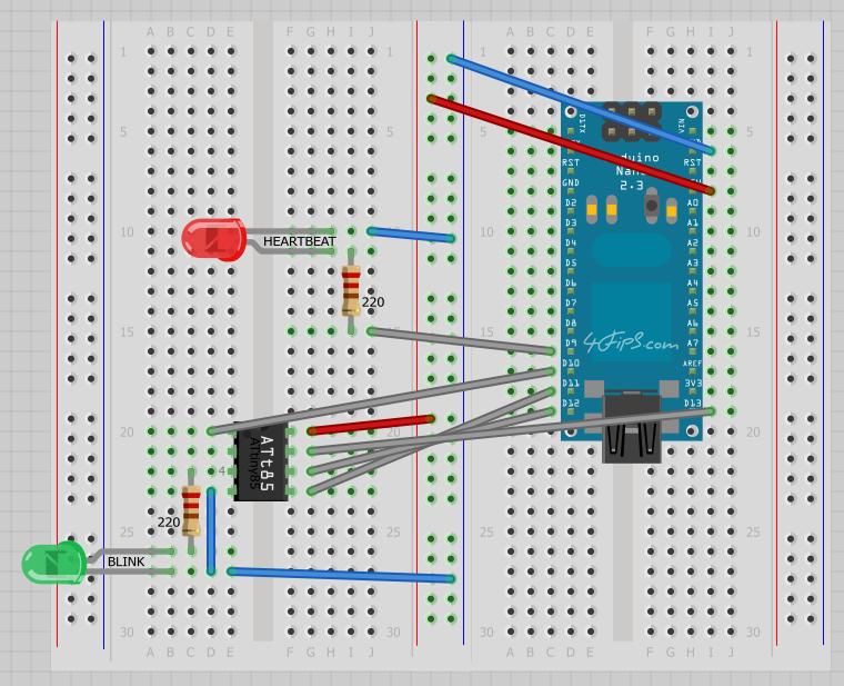 Arduino nano program download